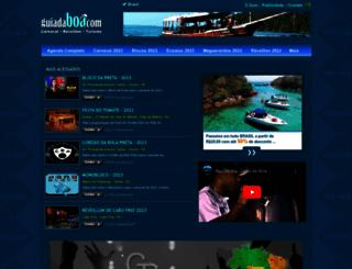 guiadaboa.com.br screenshot