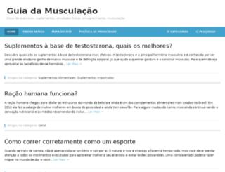 guiadamusculacao.com screenshot