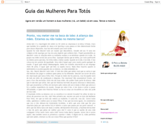 guiadasmulheresparatotos.blogspot.com screenshot