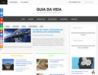 guiadavida.com.br screenshot