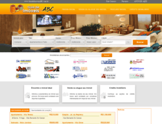 guiadeimoveisabc.com.br screenshot