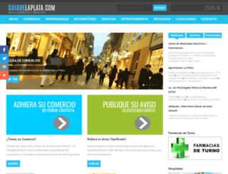 guiadelaplata.com screenshot