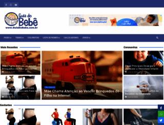 guiadobebe.uol.com.br screenshot