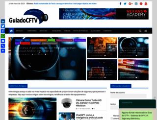 guiadocftv.com.br screenshot