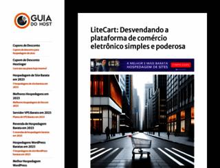 guiadohost.com screenshot
