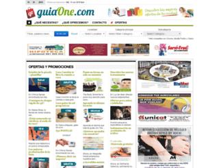 guiaone.com screenshot