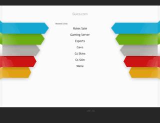 guics.com screenshot
