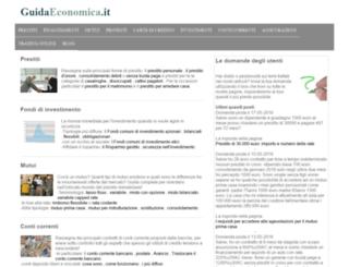 guidaeconomica.it screenshot