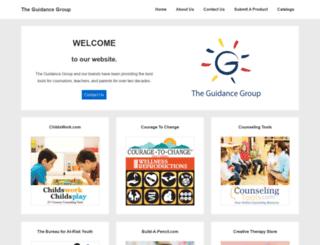 guidance-group.com screenshot