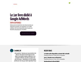 guide-liens-sponsorises.fr screenshot