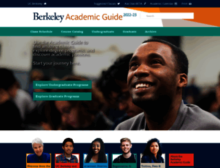 guide.berkeley.edu screenshot