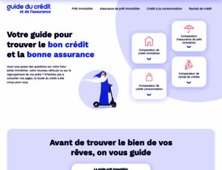guideducredit.com screenshot