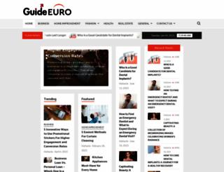 guideeuro.com screenshot
