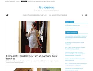 guidenoo.com screenshot