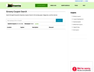 guidetocouponing.coupontom.com screenshot