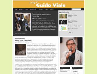 guidoviale.it screenshot
