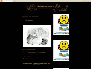 guillaumebianco.blogspot.com screenshot