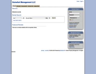 guinefort.managebuilding.com screenshot