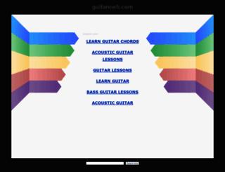 guitarineh.com screenshot
