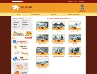 gujaratindia.com screenshot