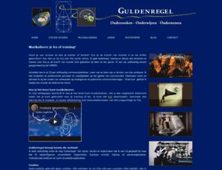 guldenregel.nl screenshot
