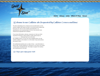 gulfstarownersclub.com screenshot