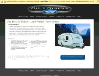 gulfstreamvisa.com screenshot