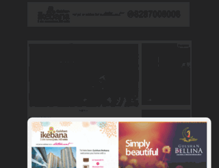 gulshan-ikebana.co.in screenshot
