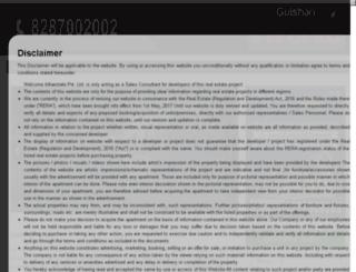 gulshanvivante.net screenshot