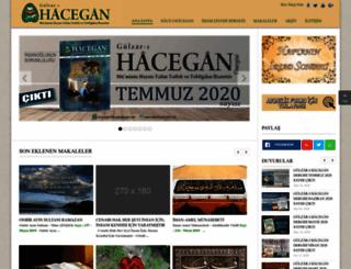 gulzarihacegandergisi.com screenshot