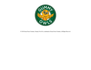 gummyowls.com screenshot