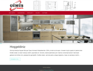 gumusmobilya.net screenshot