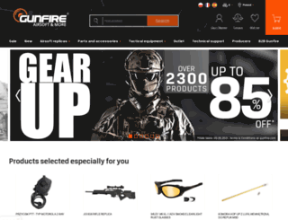 gun-fire.com screenshot