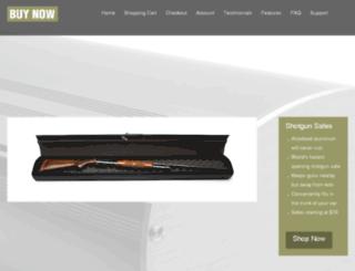 guncasket.com screenshot