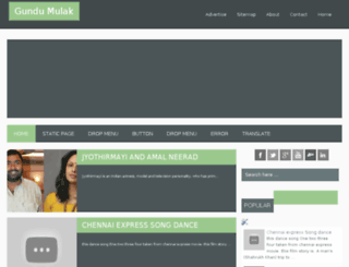 gundumulak.blogspot.ae screenshot