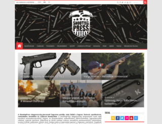 gunmagazin.hu screenshot