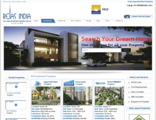 gurgaonpropertybooking.com screenshot