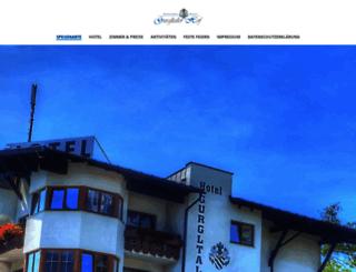 gurgltaler-hof.com screenshot