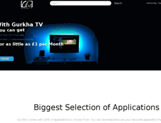 gurkhatv.com screenshot
