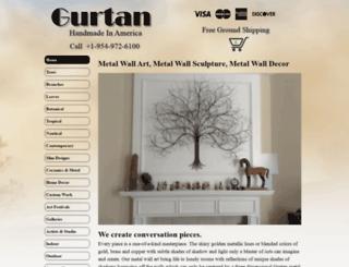 gurtan.com screenshot