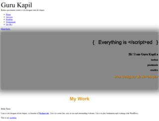 gurukapil.com screenshot