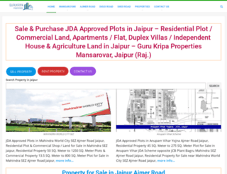 gurukripajaipur.com screenshot