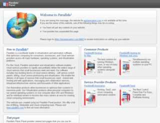 gustavosartori.com screenshot