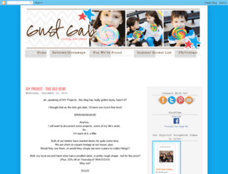gustgab.com screenshot