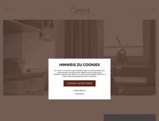 gustl-soelden.com screenshot
