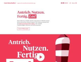 gute-botschafter.de screenshot