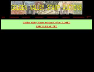 gvstampauctions.com screenshot