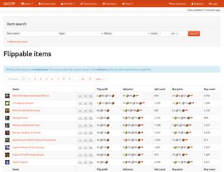 gw2tp.net screenshot