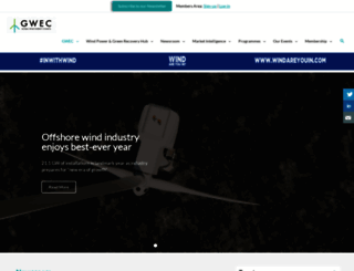 gwec.net screenshot