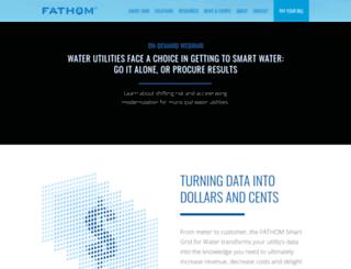 gwfathom.com screenshot